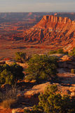 Needles District. Canyonlands and the Needles District Royalty Free Stock Photos