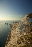 The Needles Isle Of Wight Stock Image