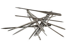 Needles Royalty Free Stock Photos