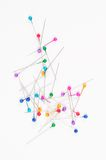 Needles scattered Stock Images