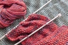 Needlework Стоковое фото RF