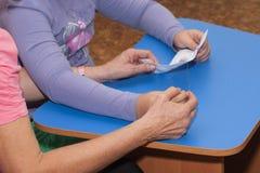 needlework Стоковое Фото