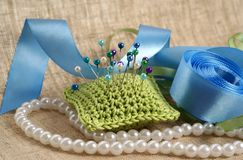 Needlework Royalty Free Stock Images