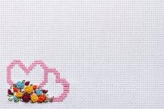 Needlework arg-syr Fotografering för Bildbyråer