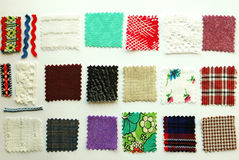 Needlework collage Royalty Free Stock Image