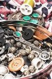 Needlework Royalty Free Stock Photography