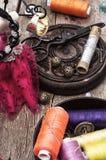 Needlework Royalty Free Stock Images