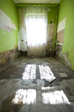 Neeeding Erneuerung des Hauses stockfoto