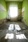neeeding renovering för hus Arkivfoto