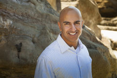 Neel Kashkari. Republican canidate Neel Kashkari is running for Govenor of California in the 2014 General Election against Jerry Brown. Photographed at moss Cove Royalty Free Stock Image