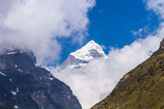 Neelkanth-Berg stockbilder