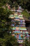 Висок Neelkanth Mahadev около Rishikesh, Индии Стоковая Фотография RF