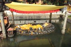 Neelkanth Mahadev Temple(Nepal). Royalty Free Stock Photo
