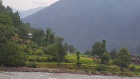 Neelum Mountains Beauty. Neelum Breath love Morning stock photography