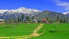 Neelum Valley Cachemira Paquistán Imágenes de archivo libres de regalías