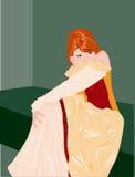 Neem een besluit royalty-vrije illustratie
