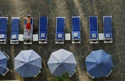 Neem een vakantie Stock Foto's