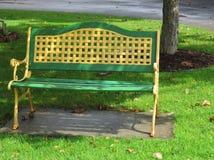 Neem een zetel en rust een werktijd royalty-vrije stock foto