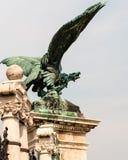 Neergestreken Turul, Boedapest, Hongarije Royalty-vrije Stock Afbeelding