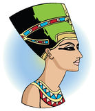 Nefertiti Royalty Free Stock Photography
