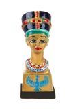 Nefertiti de Eqypt Imagen de archivo libre de regalías