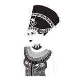 Nefertiti - Egyptian Queen Stock Photos