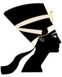 Nefertiti Stock Photo