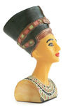 Nefertiti Sculpture Stock Images