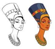 Nefertiti Royalty Free Stock Photos
