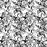 Neformal pattern Royalty Free Stock Images