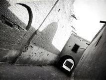 Nefta-Tunesien Lizenzfreie Stockfotografie
