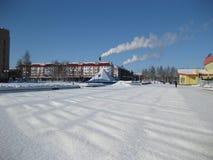Nefteyugansk stockfoto