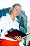 Negócio ao ar livre 2 imagens de stock royalty free
