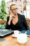 Negócio ao ar livre Imagem de Stock