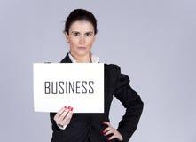 Negócio bem sucedido Fotos de Stock