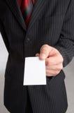 Negócio-cartão imagens de stock