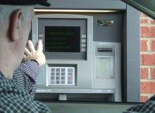 Negócio de dinheiro Foto de Stock