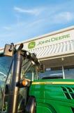 Negócio de John Deere em Shepparton, Austrália Imagens de Stock Royalty Free