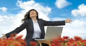 Negócio de relaxamento 15 Imagens de Stock