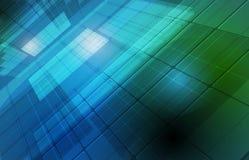 Negócio & desenvolvimento abstratos do fundo da tecnologia Fotos de Stock