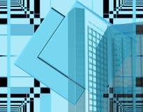 Negócio e faculdade criadora Imagem de Stock