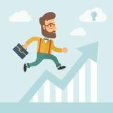 Negócio e ideias da perspectiva Fotos de Stock Royalty Free