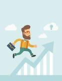 Negócio e ideias da perspectiva Imagens de Stock