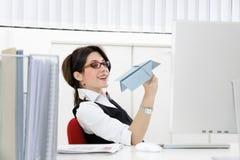 Negócio e trabalho Imagens de Stock