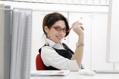 Negócio e trabalho Imagem de Stock