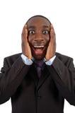 Negócio Excited Fotos de Stock