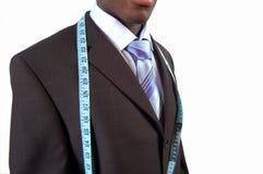Negócio feito a Measure#3 Fotografia de Stock Royalty Free