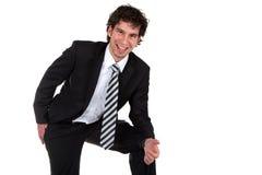 Negócio feliz Imagens de Stock