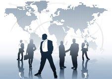 Negócio global Fotos de Stock