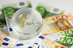Negócio global Fotografia de Stock